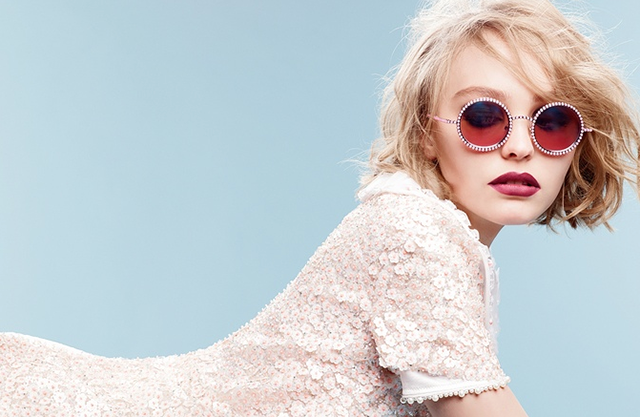 Lily-Rose Depp is the new face of Chanel