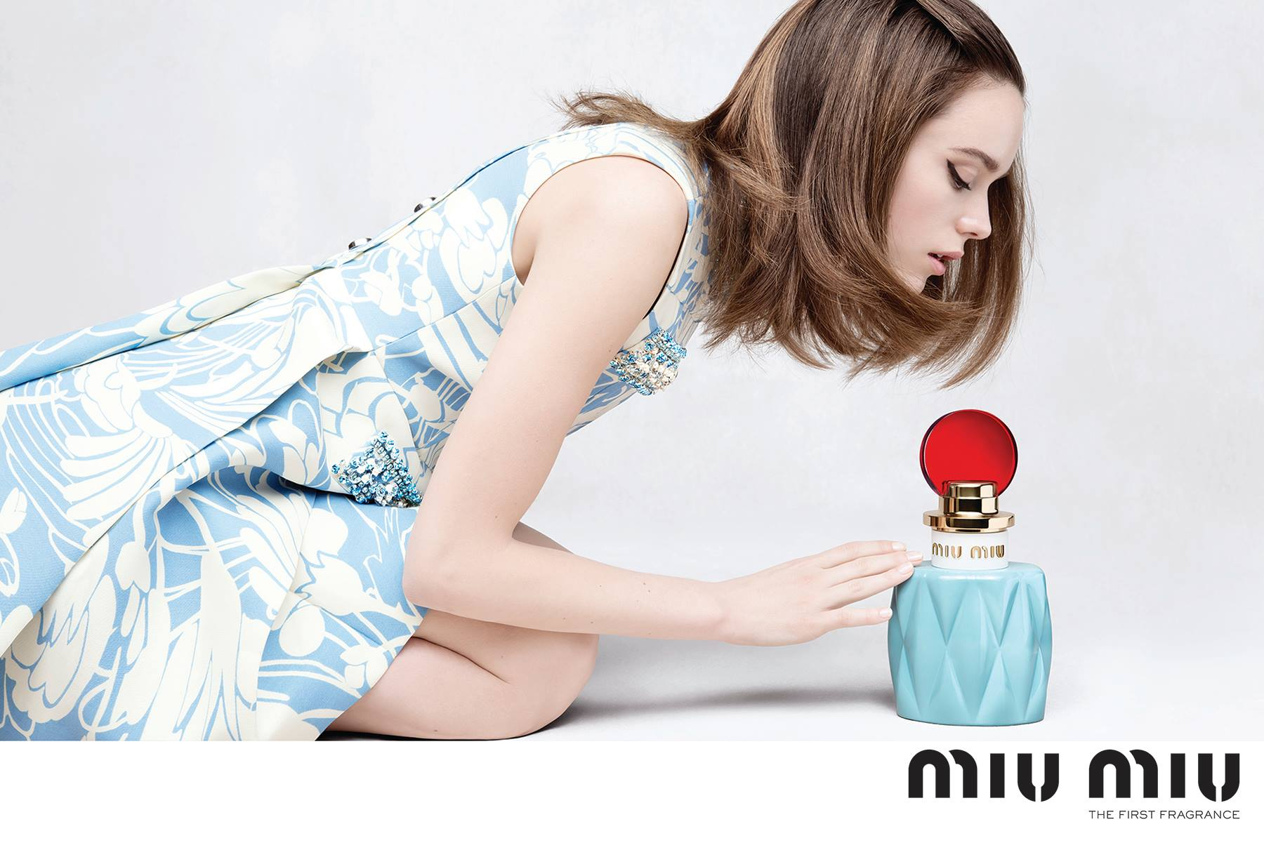 Miu Miu's first fragrance is more than a pretty scent…