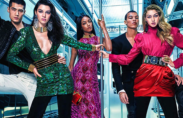 Balmain x H&M: Collection images leaked online!