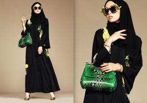 Abaya Collection by Dolce & Gabbana 3