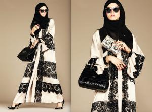 Abaya Collection by Dolce & Gabbana 4