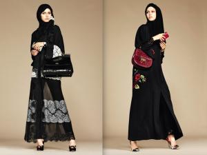 Abaya Collection by Dolce & Gabbana 5