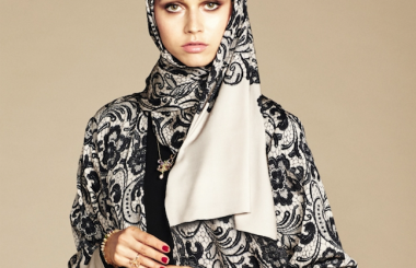 Dolce & Gabbana Launches The Abaya Collection