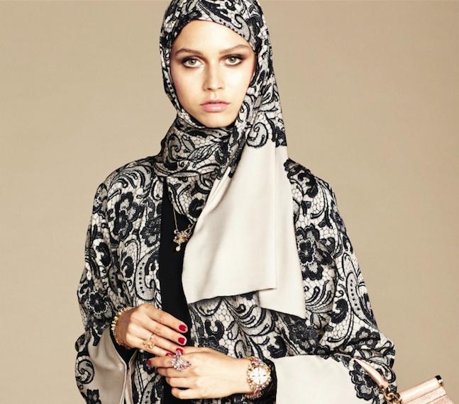 Dolce & Gabbana Launches The Abaya Collection