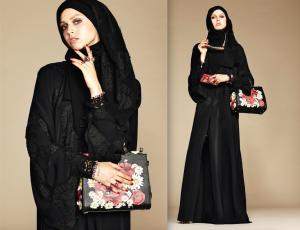 Abaya Collection by Dolce & Gabbana