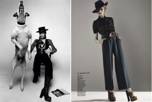 David Bowie, Diamond Dogs 1974 in fashion